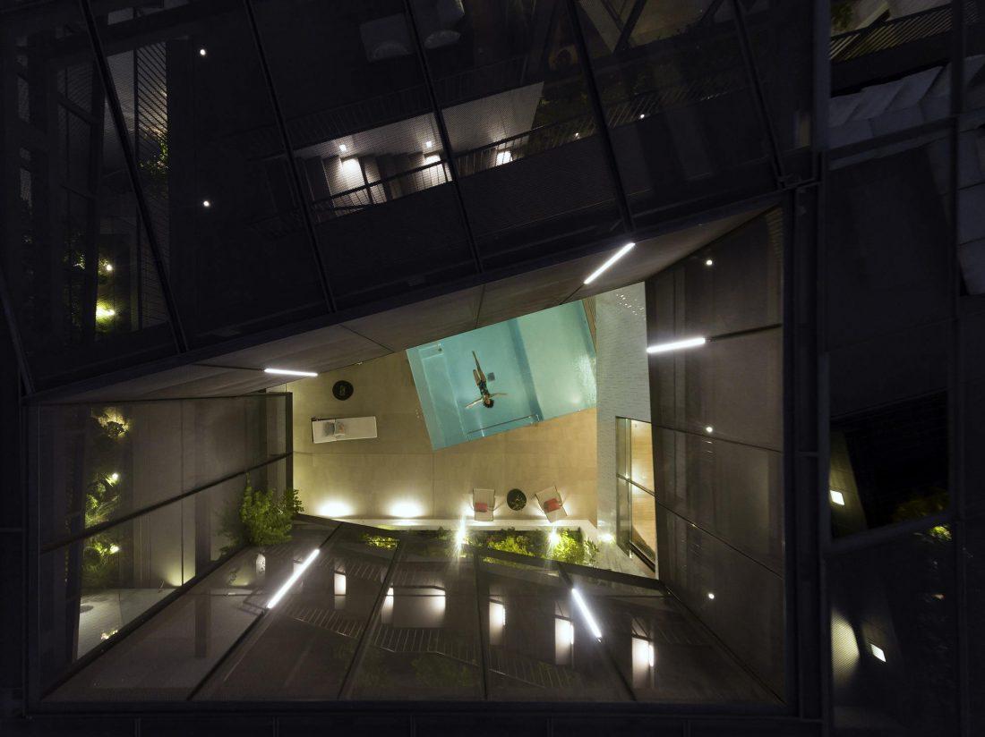 Дом трех садов в Кувейте от студии AGi architects 15