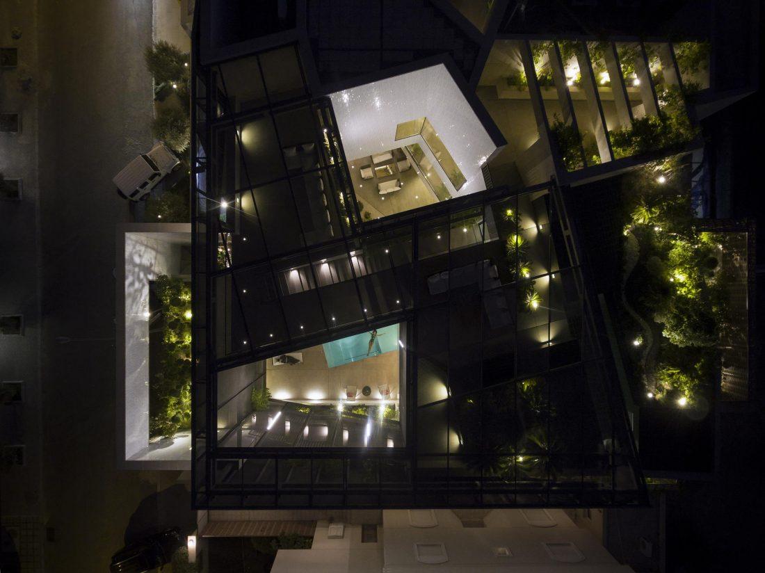 Дом трех садов в Кувейте от студии AGi architects 16