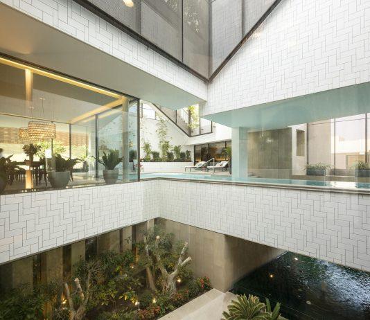 Дом трех садов в Кувейте от студии AGi architects 17