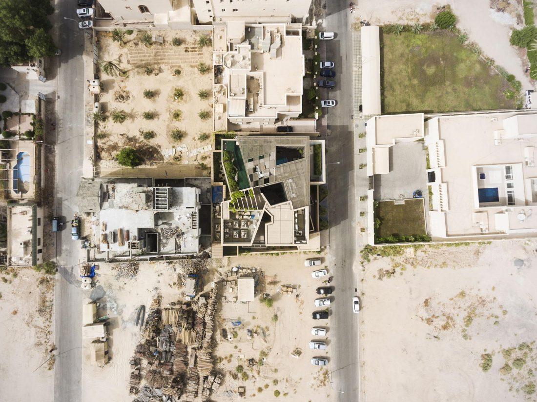 Дом трех садов в Кувейте от студии AGi architects 18
