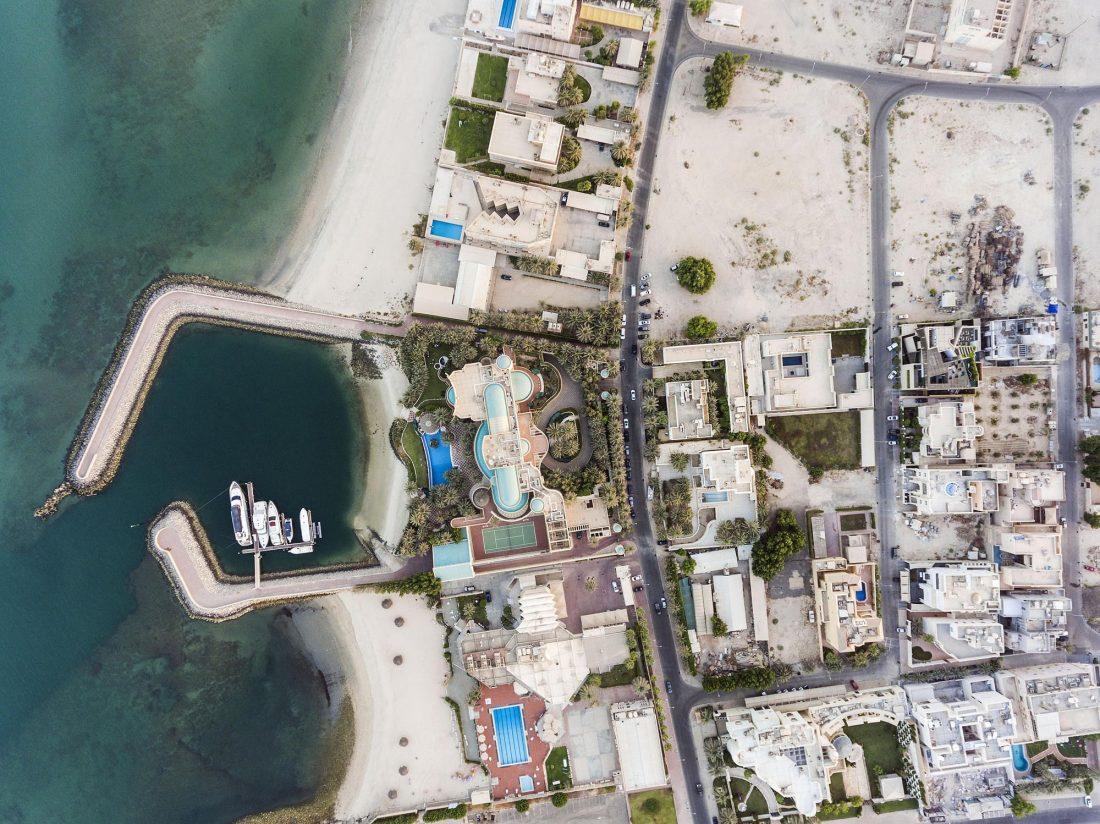 Дом трех садов в Кувейте от студии AGi architects 19