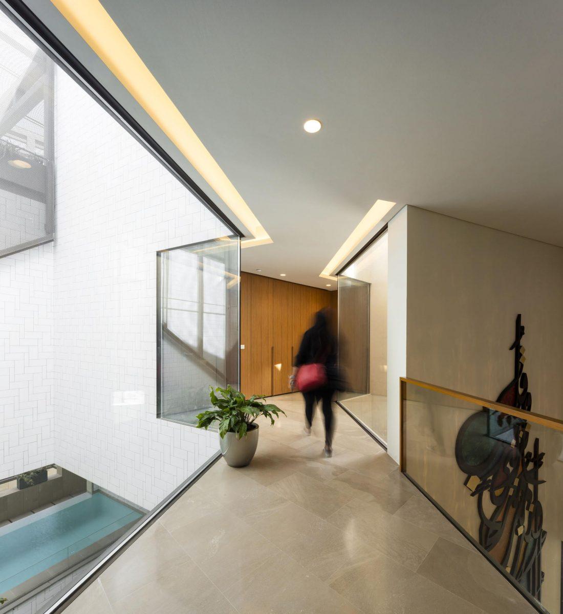 Дом трех садов в Кувейте от студии AGi architects 20