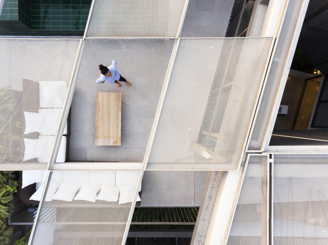 Дом трех садов в Кувейте от студии AGi architects 23