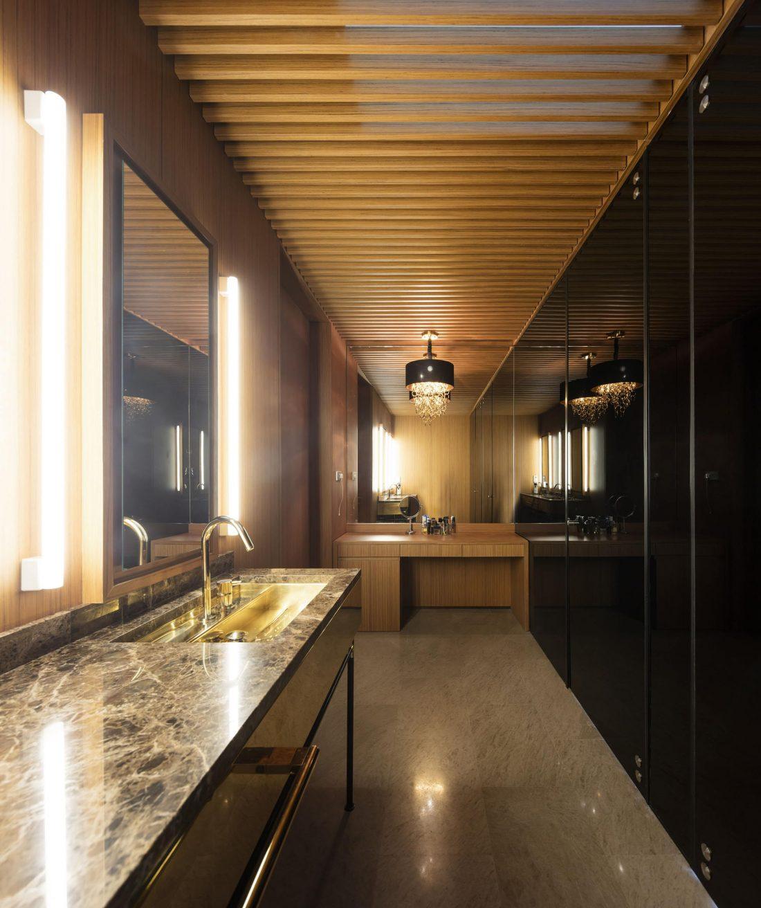 Дом трех садов в Кувейте от студии AGi architects 24