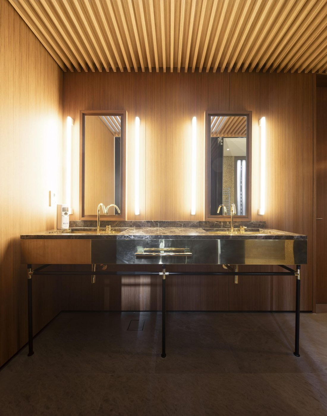 Дом трех садов в Кувейте от студии AGi architects 27