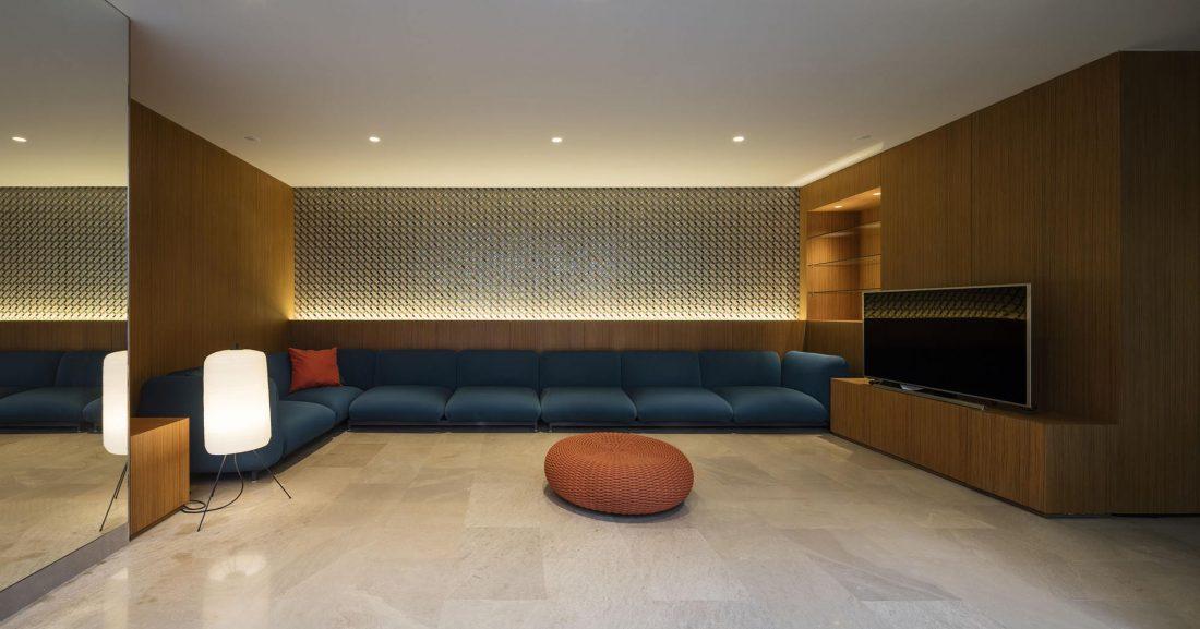 Дом трех садов в Кувейте от студии AGi architects 28