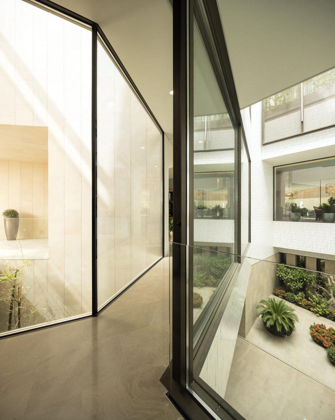 Дом трех садов в Кувейте от студии AGi architects 29