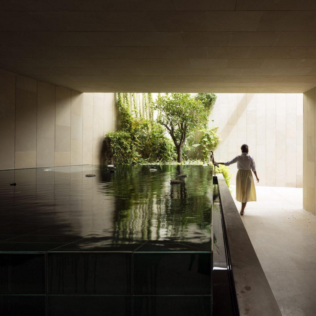 Дом трех садов в Кувейте от студии AGi architects 3