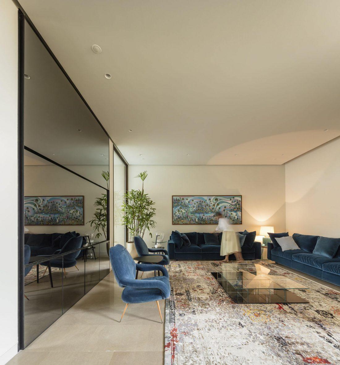 Дом трех садов в Кувейте от студии AGi architects 32