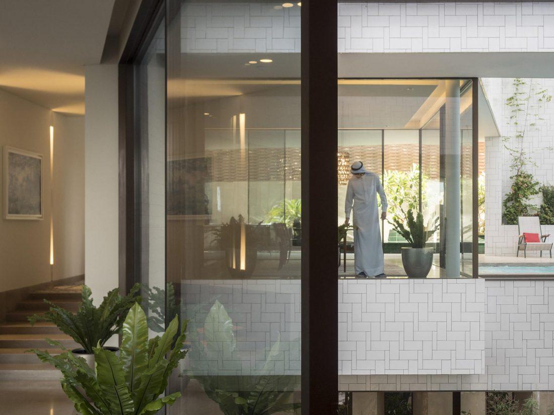 Дом трех садов в Кувейте от студии AGi architects 35