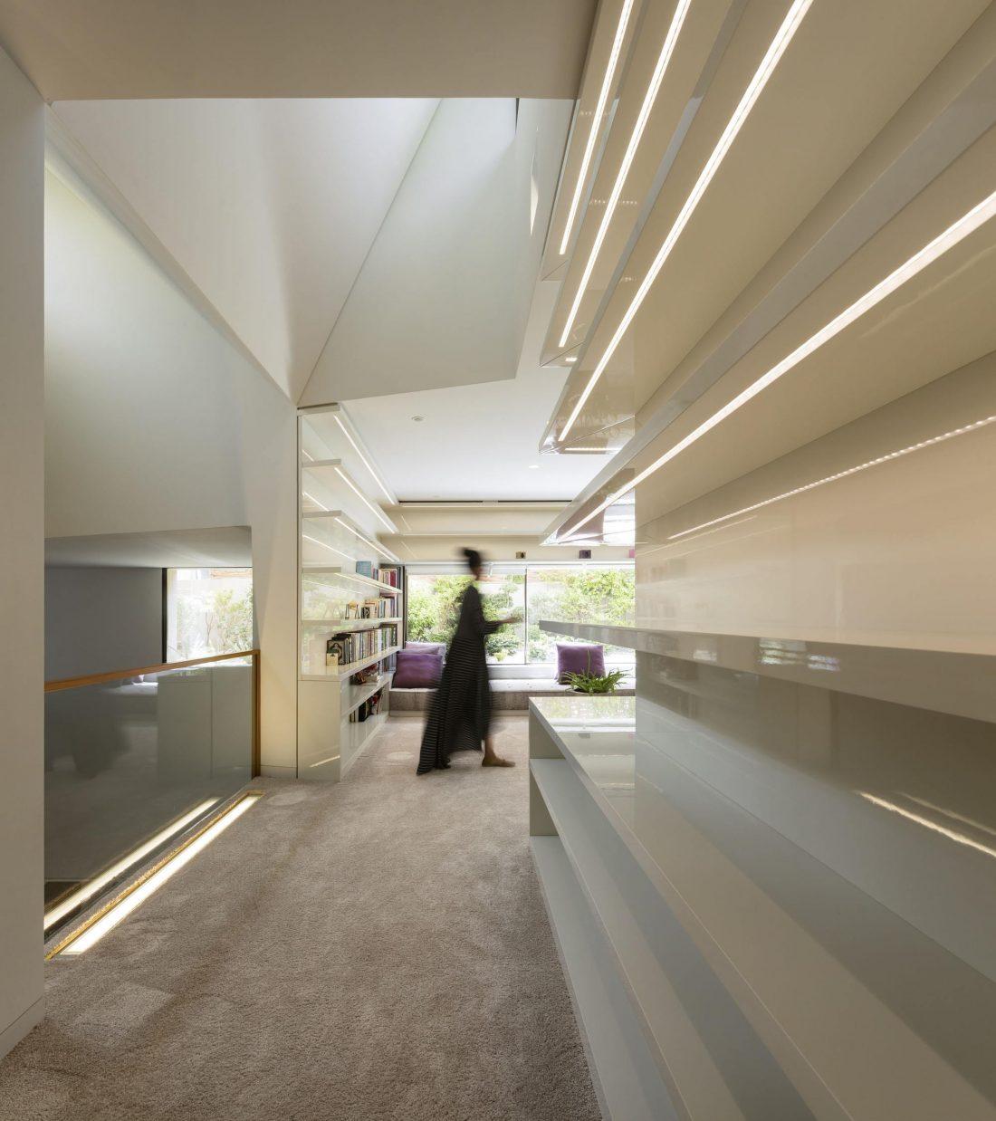 Дом трех садов в Кувейте от студии AGi architects 36