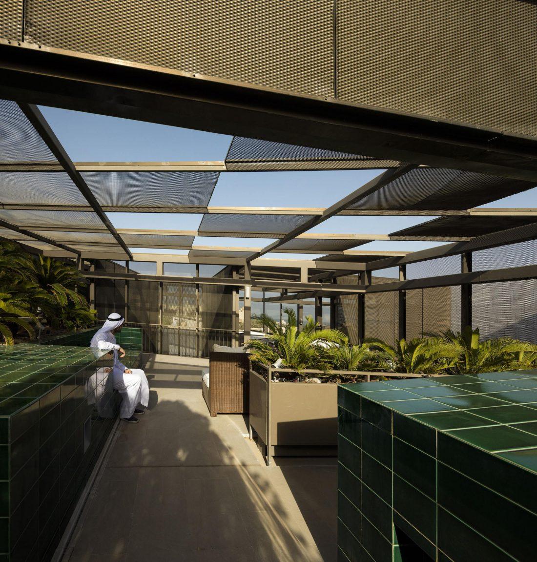 Дом трех садов в Кувейте от студии AGi architects 4