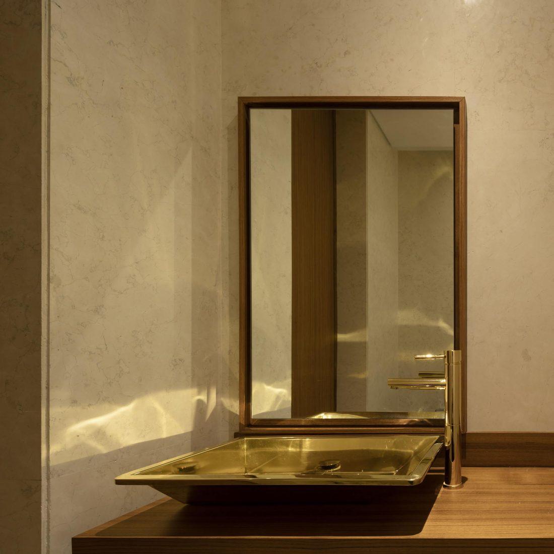 Дом трех садов в Кувейте от студии AGi architects 41