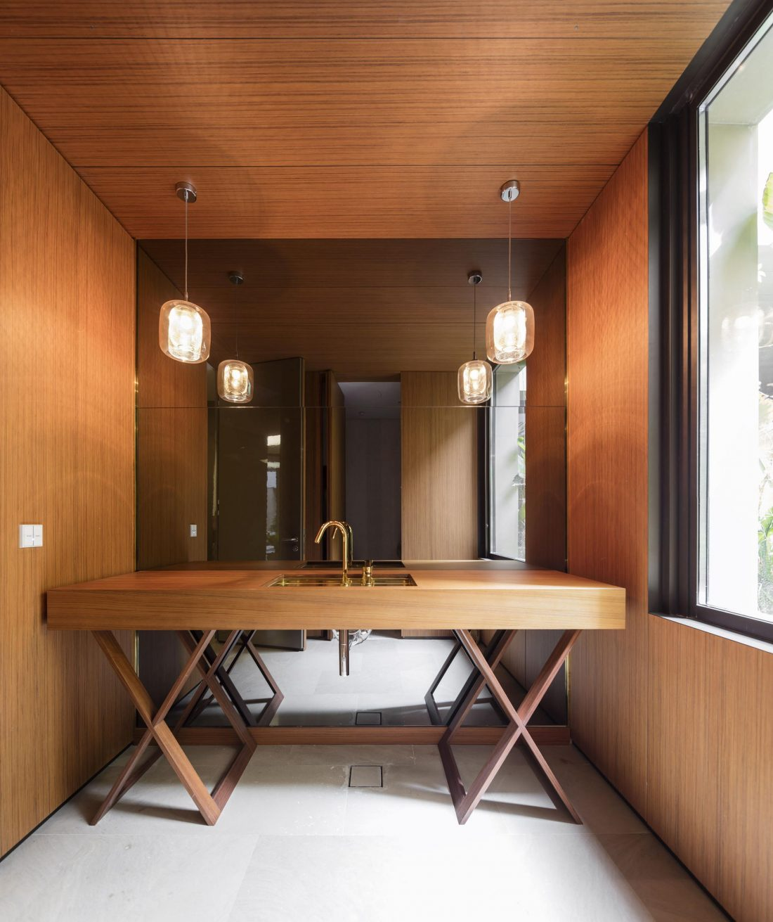 Дом трех садов в Кувейте от студии AGi architects 42