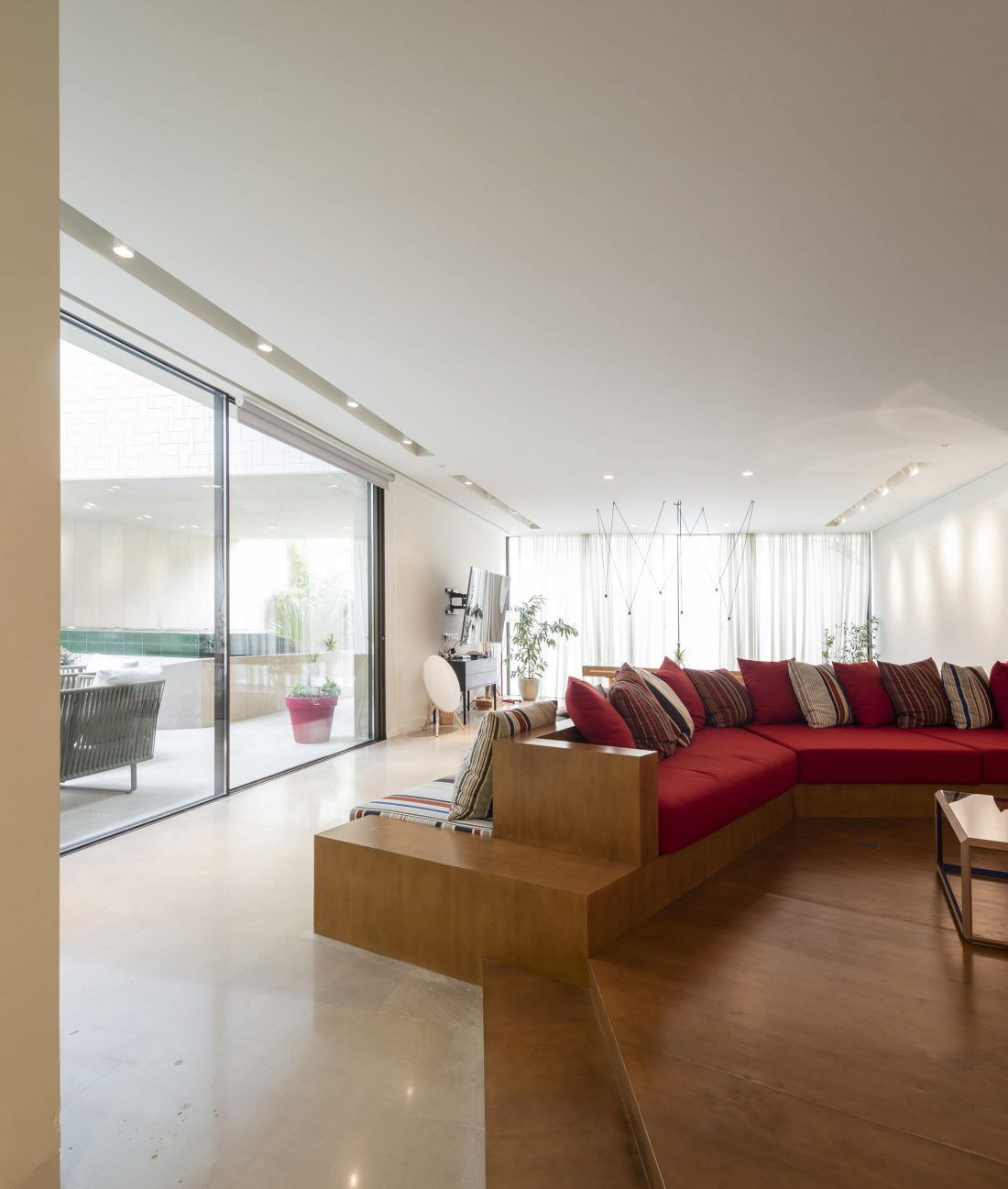 Дом трех садов в Кувейте от студии AGi architects 43