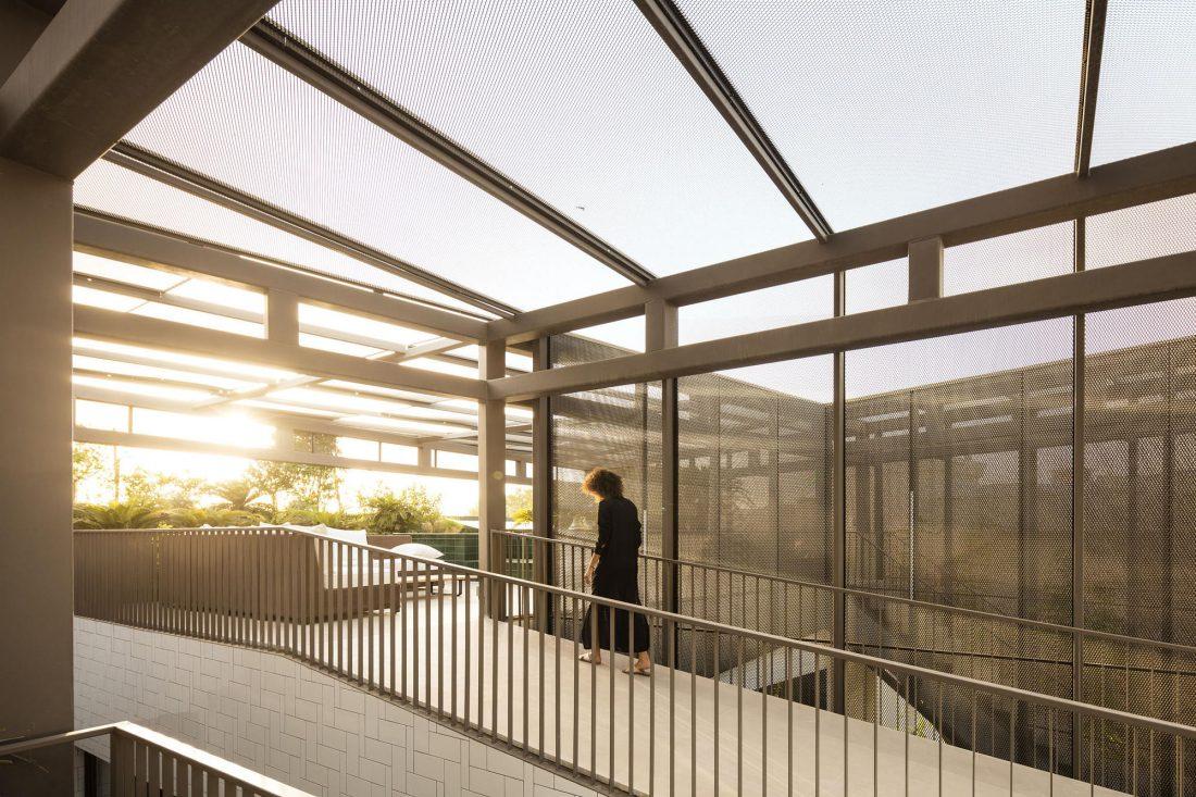 Дом трех садов в Кувейте от студии AGi architects 46