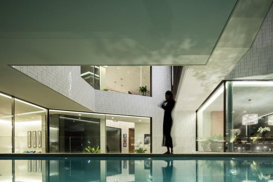 Дом трех садов в Кувейте от студии AGi architects 47