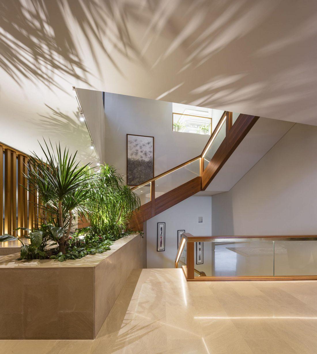Дом трех садов в Кувейте от студии AGi architects 49