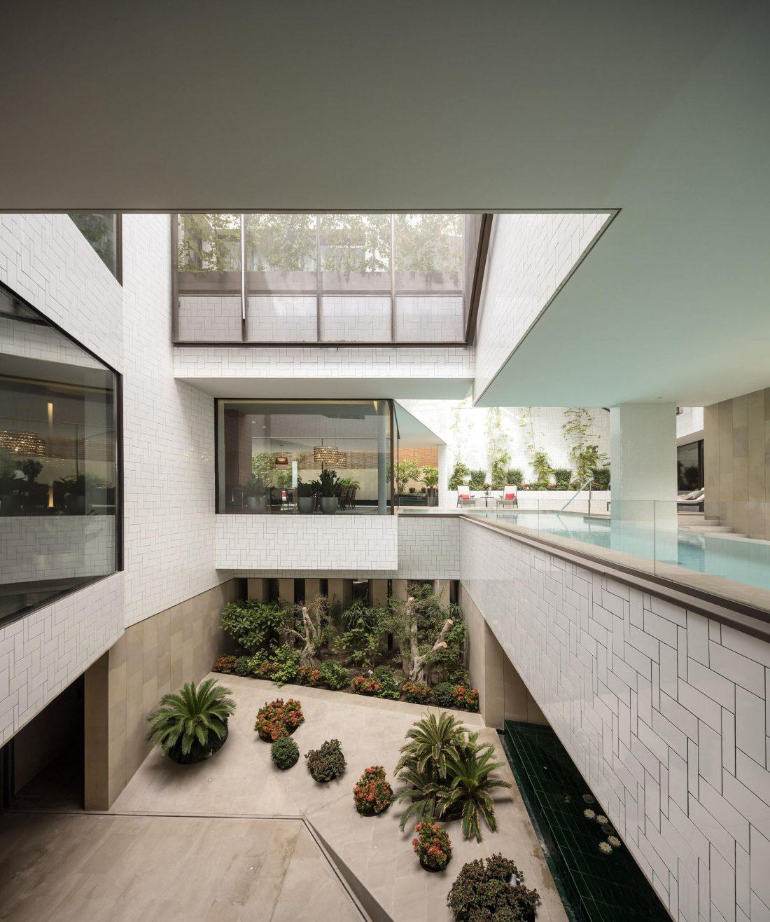 Дом трех садов в Кувейте от студии AGi architects 5