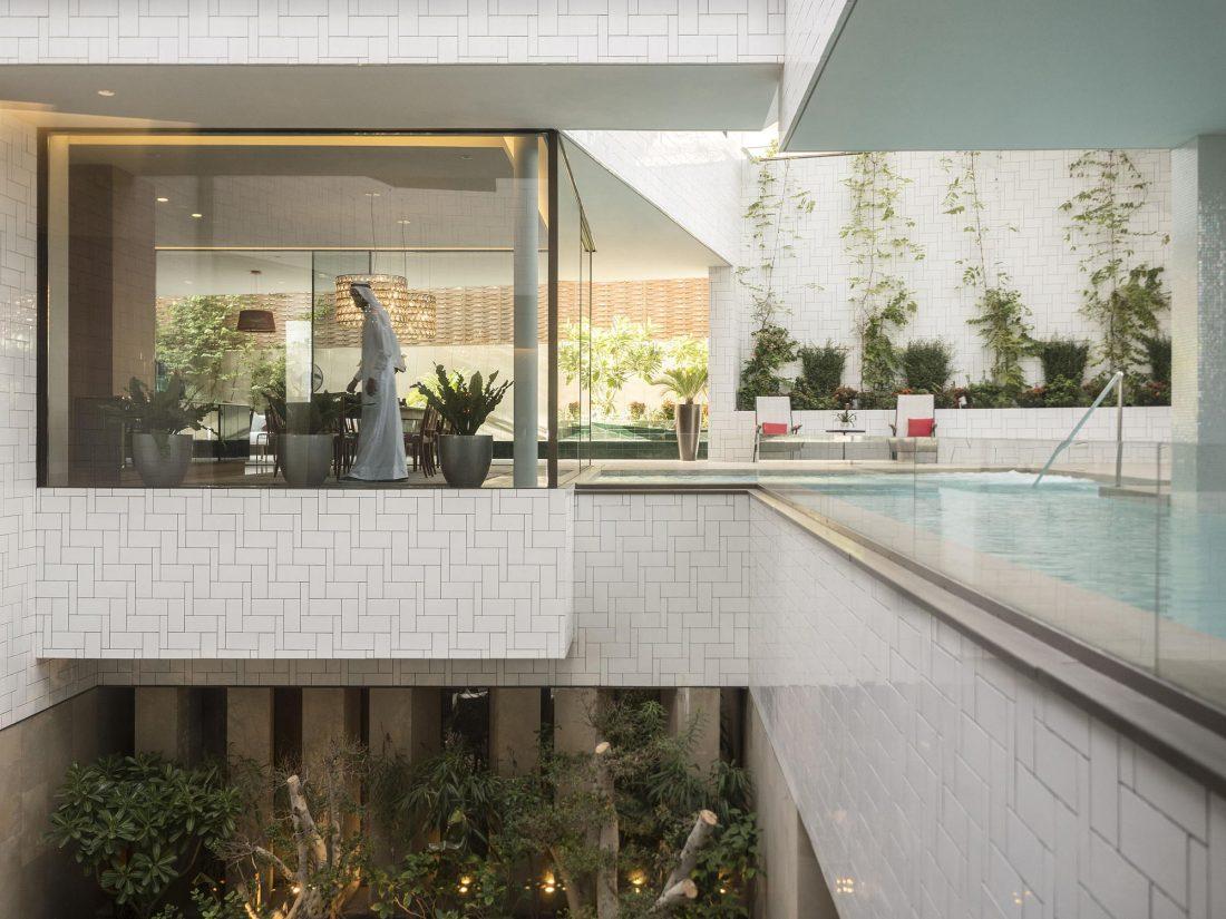 Дом трех садов в Кувейте от студии AGi architects 50