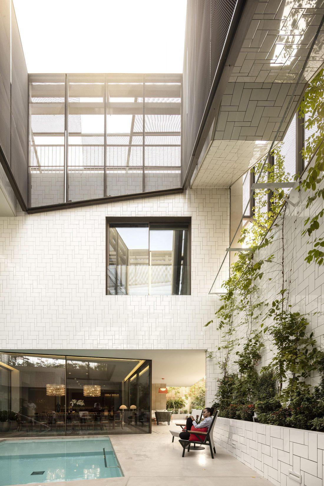 Дом трех садов в Кувейте от студии AGi architects 51