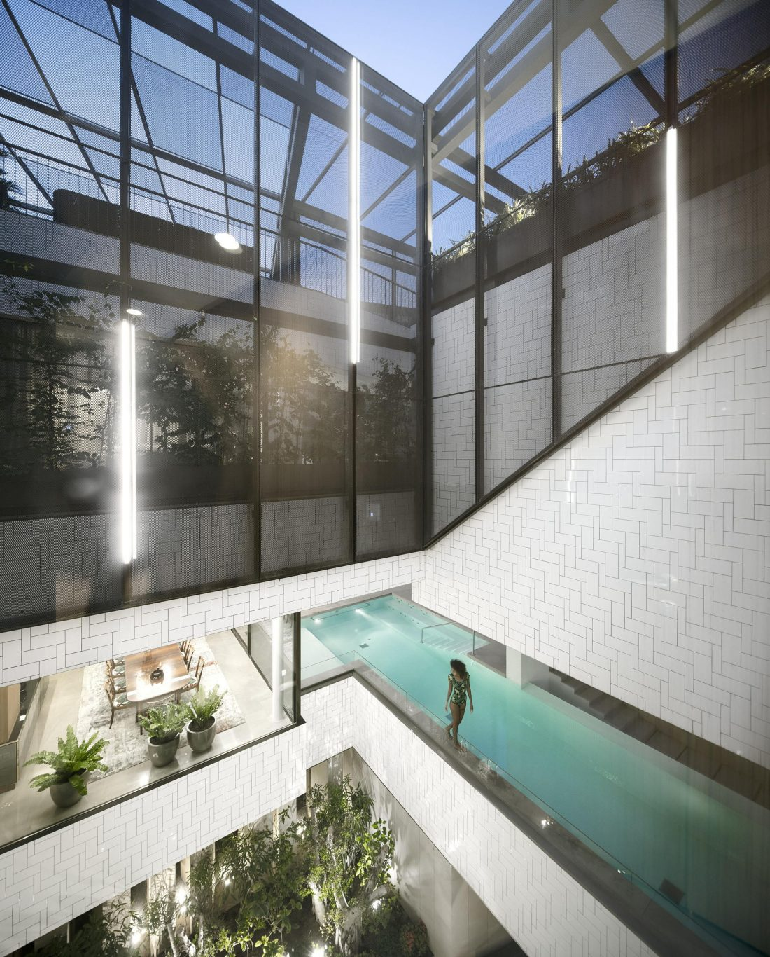 Дом трех садов в Кувейте от студии AGi architects 6
