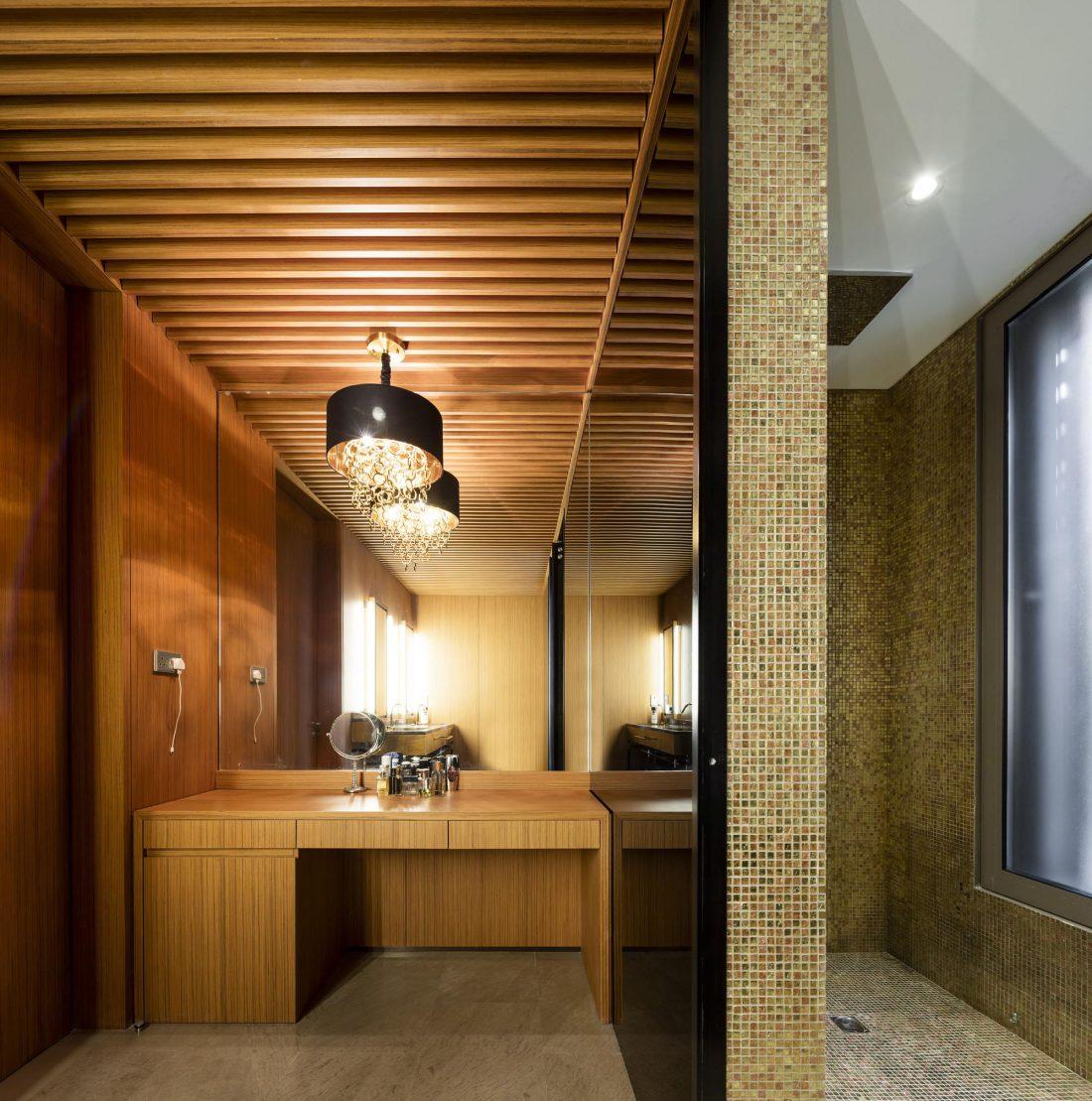 Дом трех садов в Кувейте от студии AGi architects 7