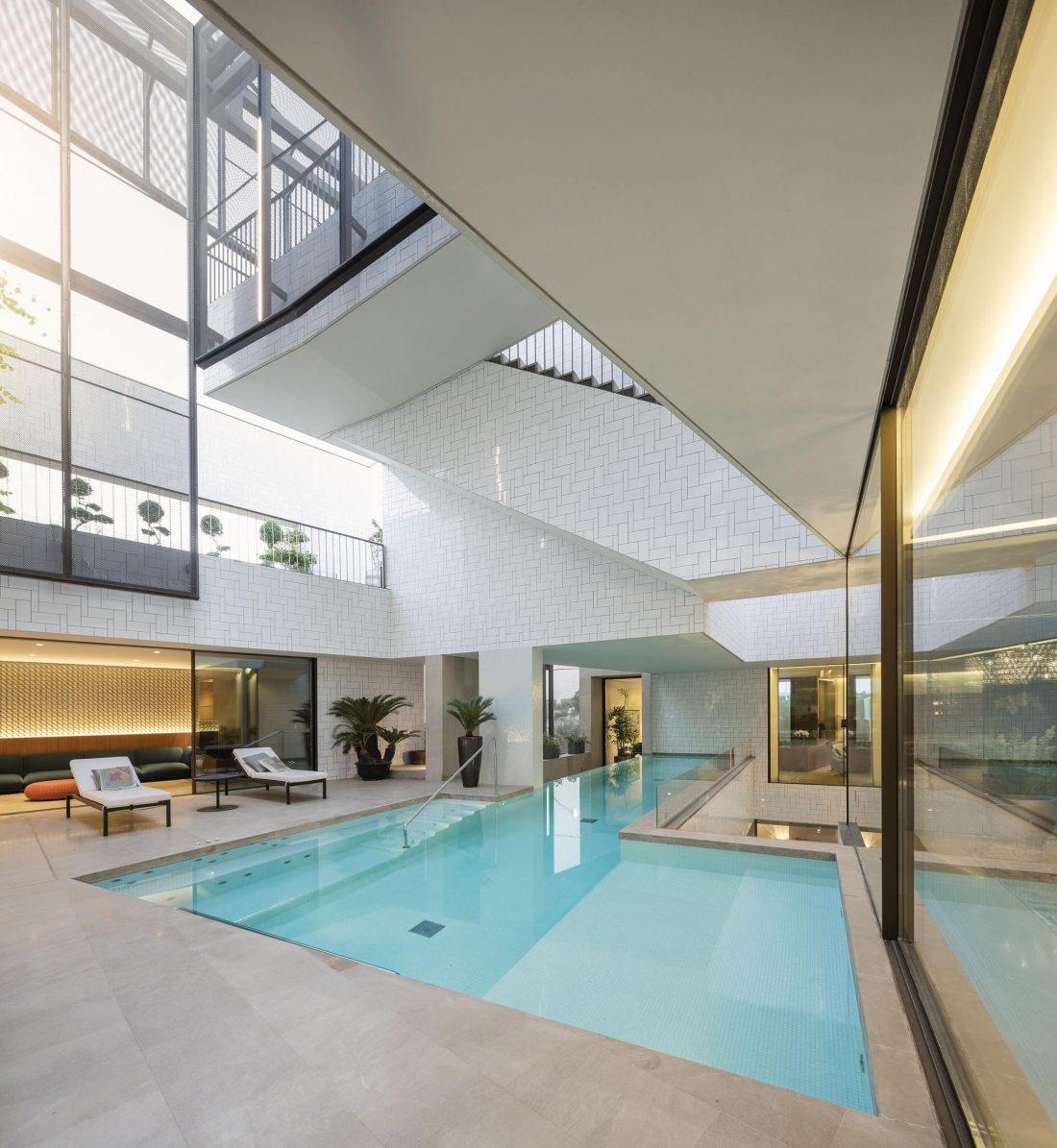 Дом трех садов в Кувейте от студии AGi architects 8