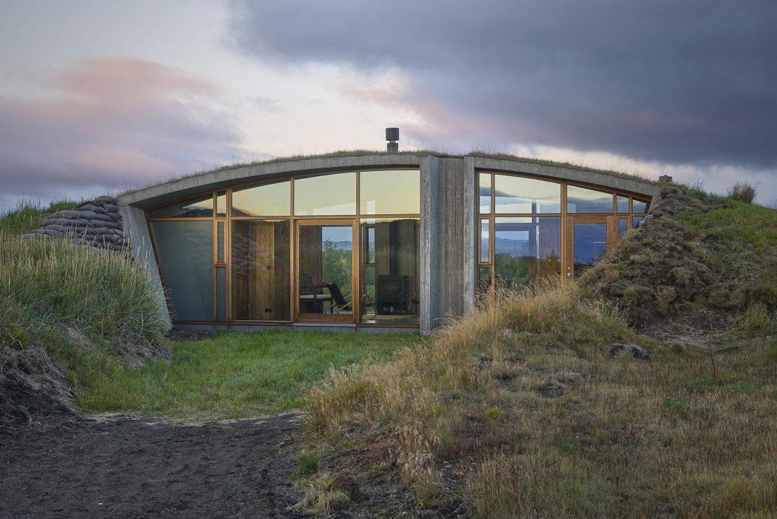 Дом в Исландии по проекту дизайн-ателье Studio Granda 1