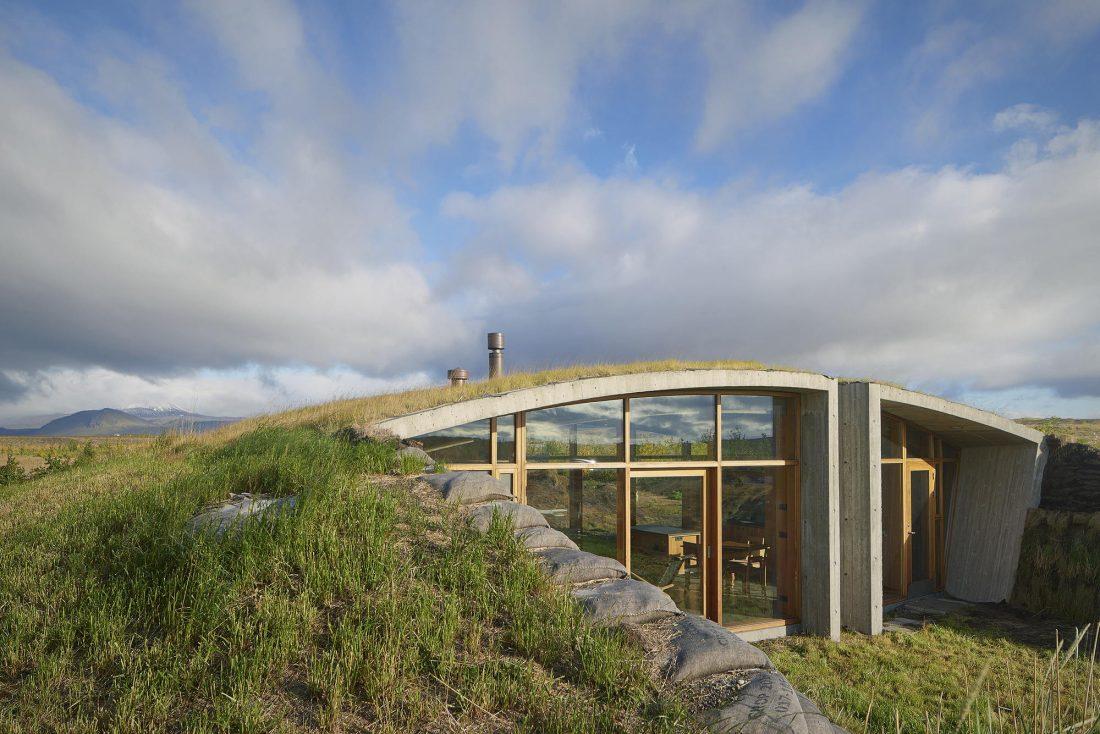 Дом в Исландии по проекту дизайн-ателье Studio Granda 4