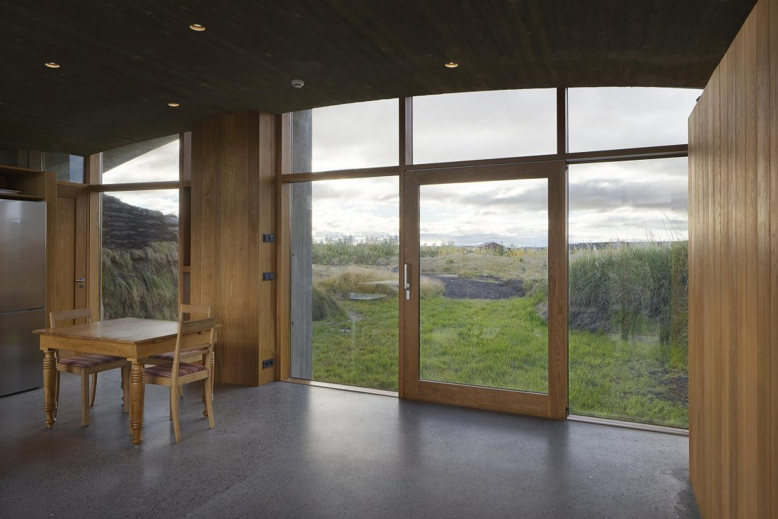 Дом в Исландии по проекту дизайн-ателье Studio Granda 5