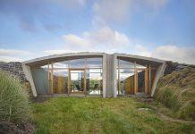 Дом в Исландии по проекту дизайн-ателье Studio Granda 6