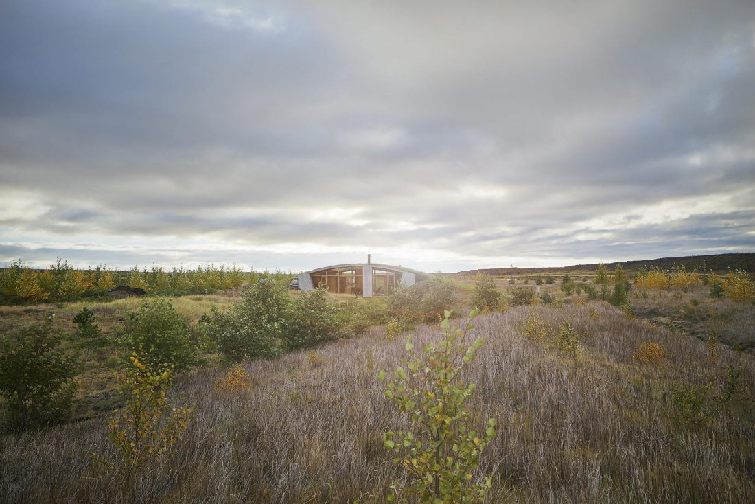 Дом в Исландии по проекту дизайн-ателье Studio Granda 9