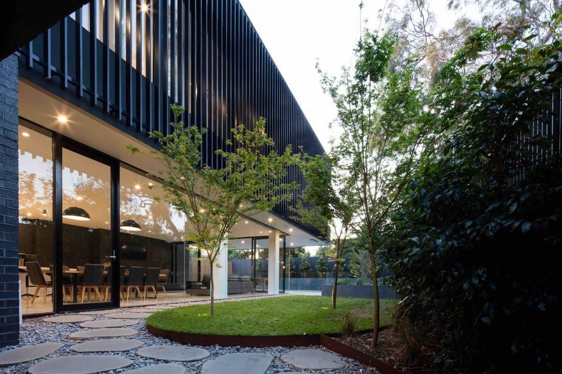 Дом в Мельбурне по проекту студии Architecton 1