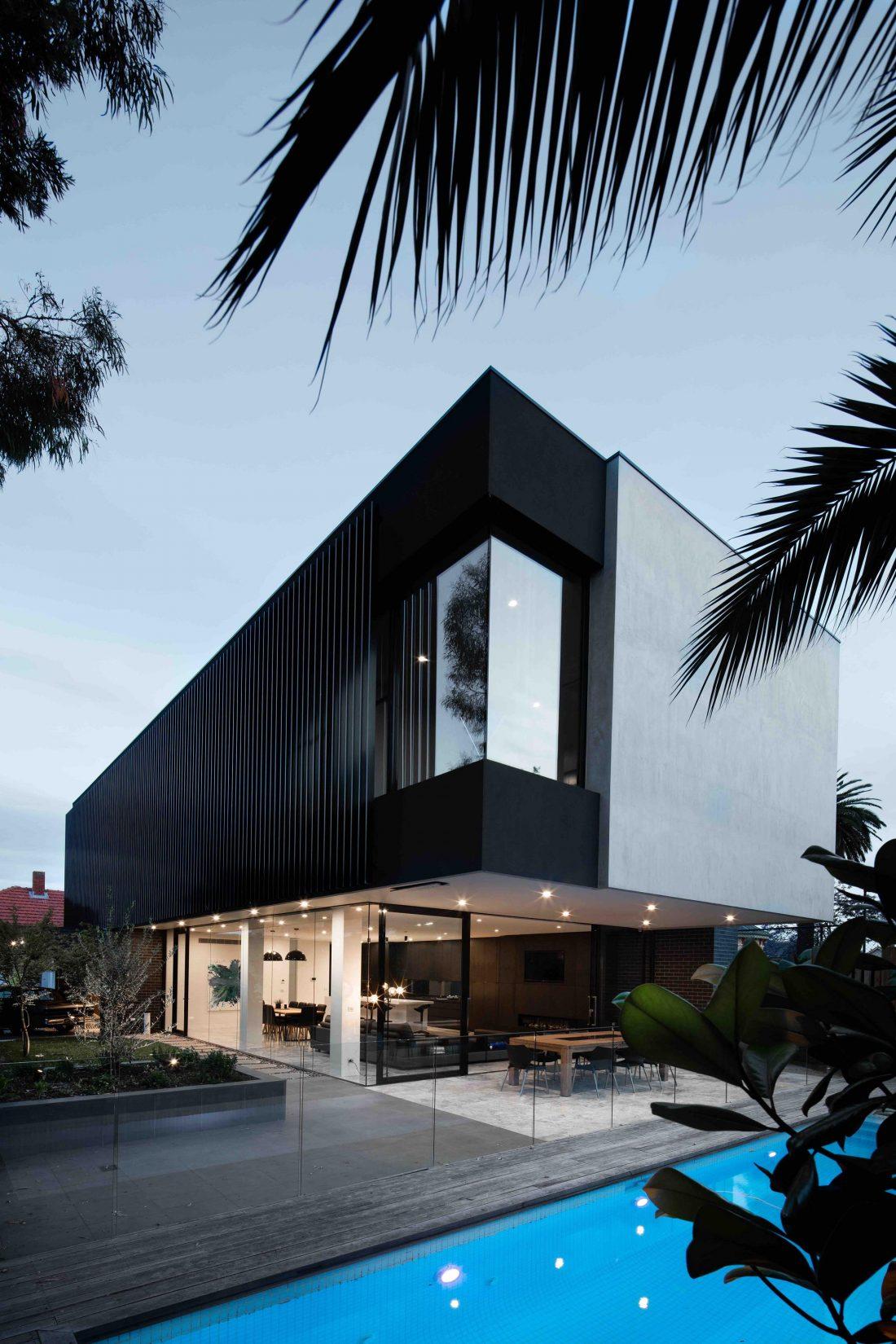 Дом в Мельбурне по проекту студии Architecton 10