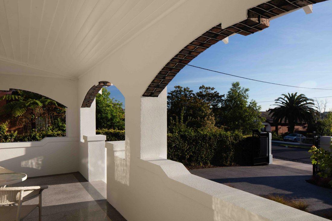 Дом в Мельбурне по проекту студии Architecton 11