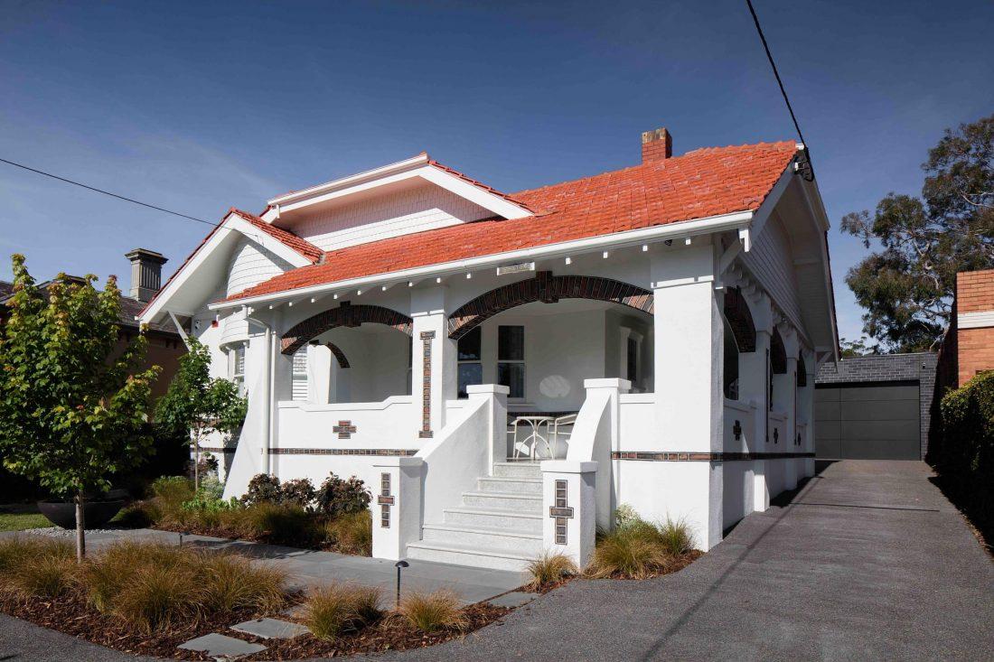 Дом в Мельбурне по проекту студии Architecton 12