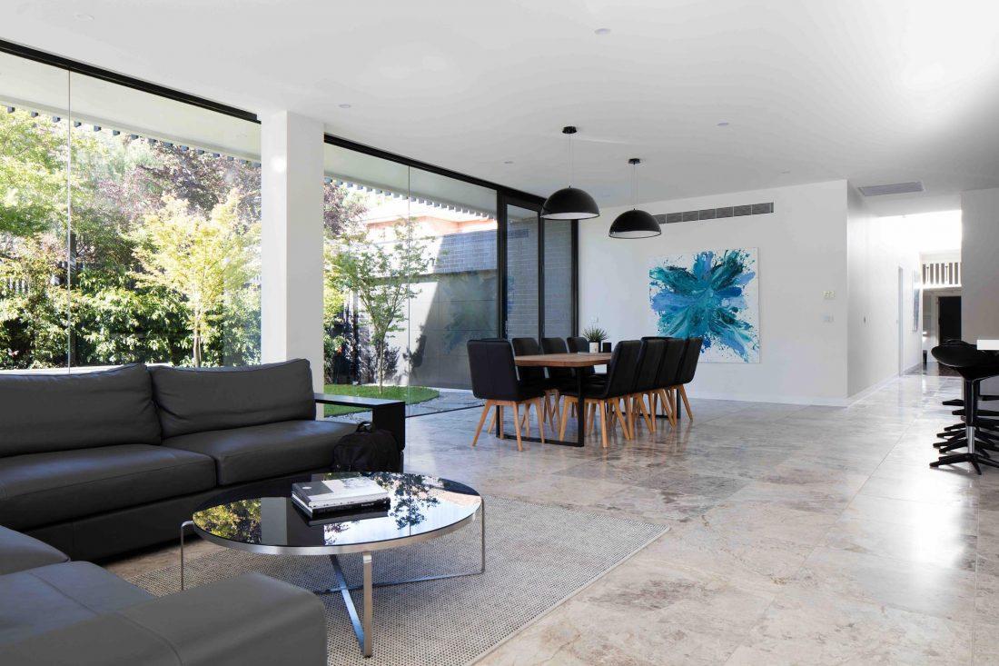 Дом в Мельбурне по проекту студии Architecton 14