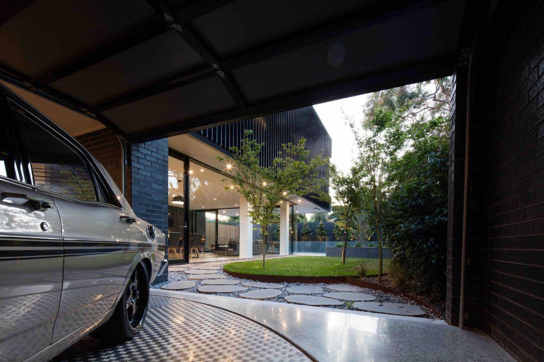 Дом в Мельбурне по проекту студии Architecton 19
