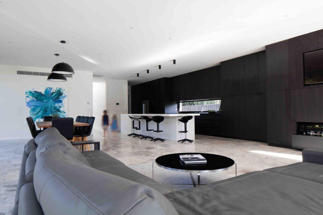 Дом в Мельбурне по проекту студии Architecton 20