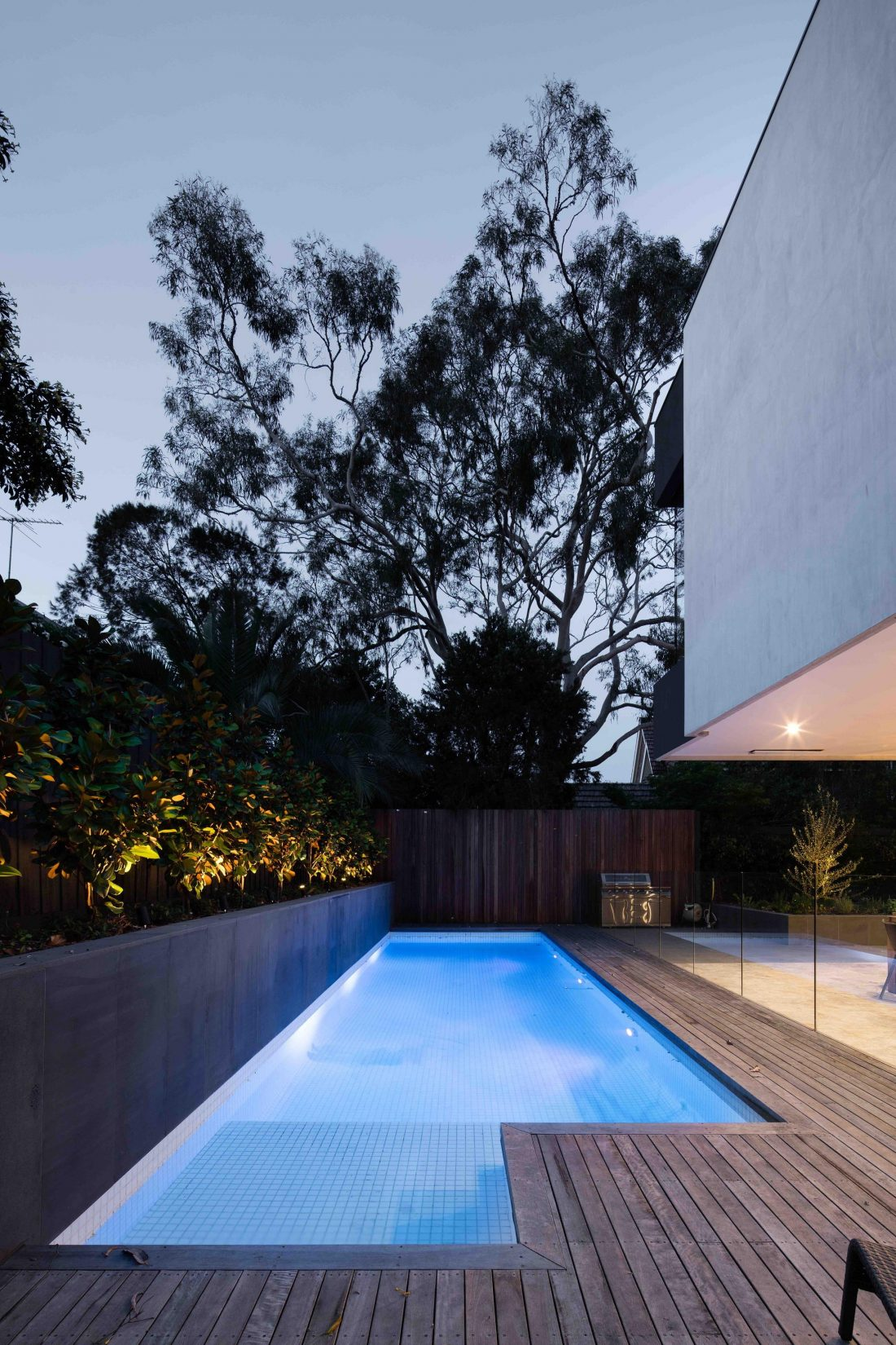 Дом в Мельбурне по проекту студии Architecton 21
