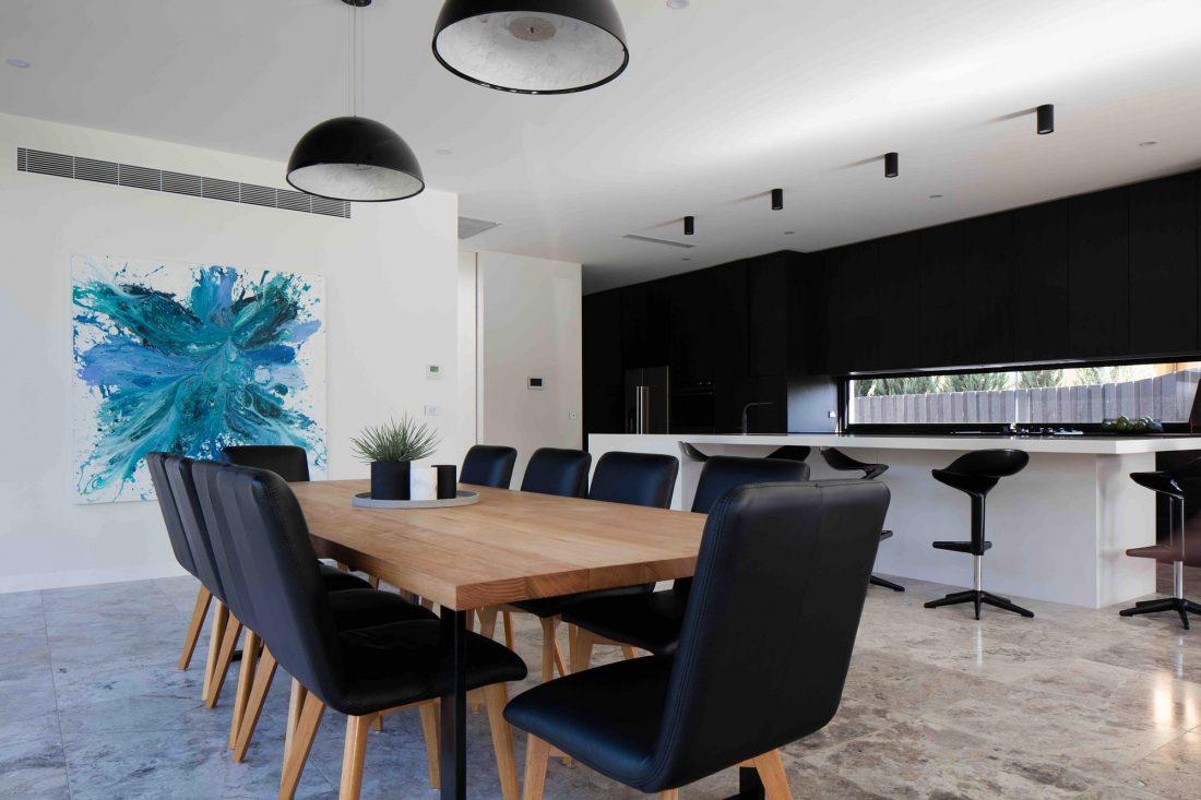 Дом в Мельбурне по проекту студии Architecton 22