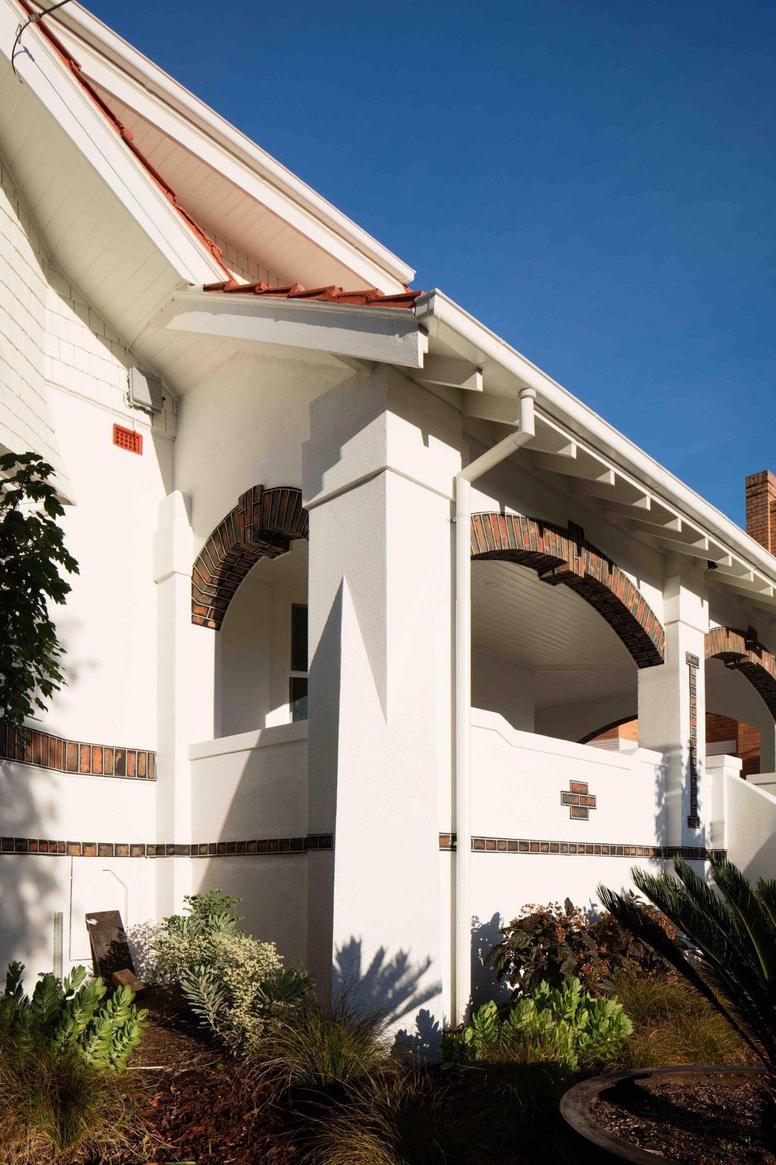 Дом в Мельбурне по проекту студии Architecton 23