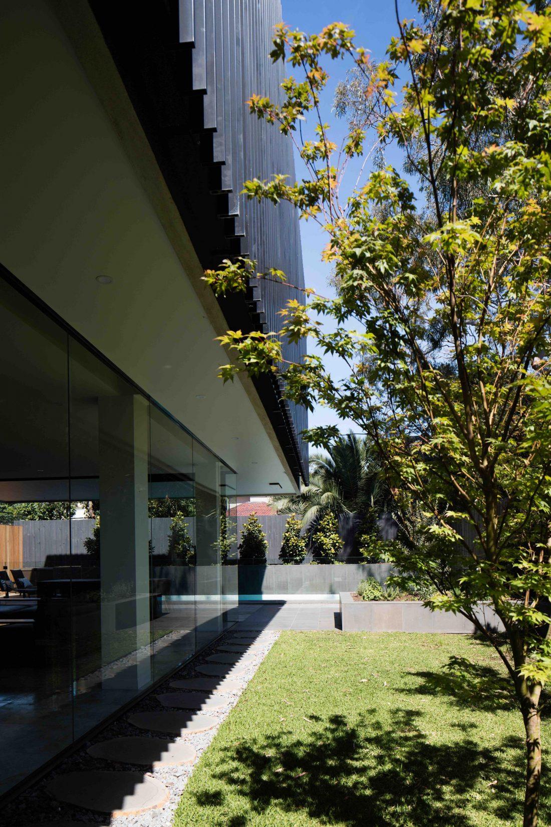 Дом в Мельбурне по проекту студии Architecton 25