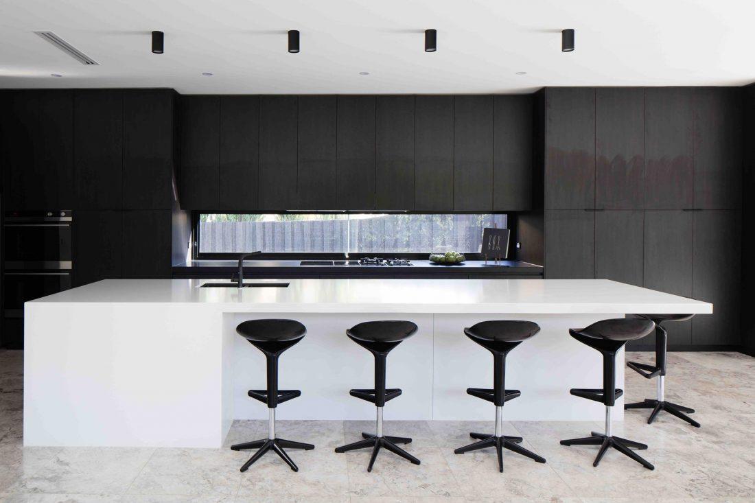 Дом в Мельбурне по проекту студии Architecton 3
