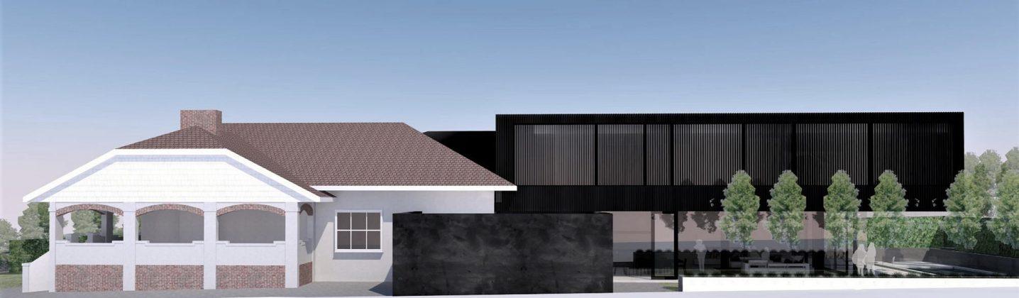 Дом в Мельбурне по проекту студии Architecton 30
