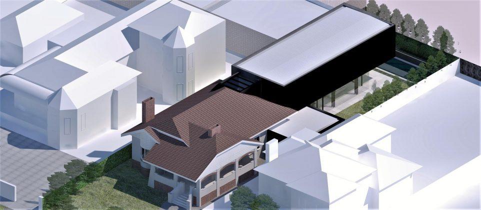 Дом в Мельбурне по проекту студии Architecton 31