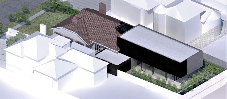Дом в Мельбурне по проекту студии Architecton 32