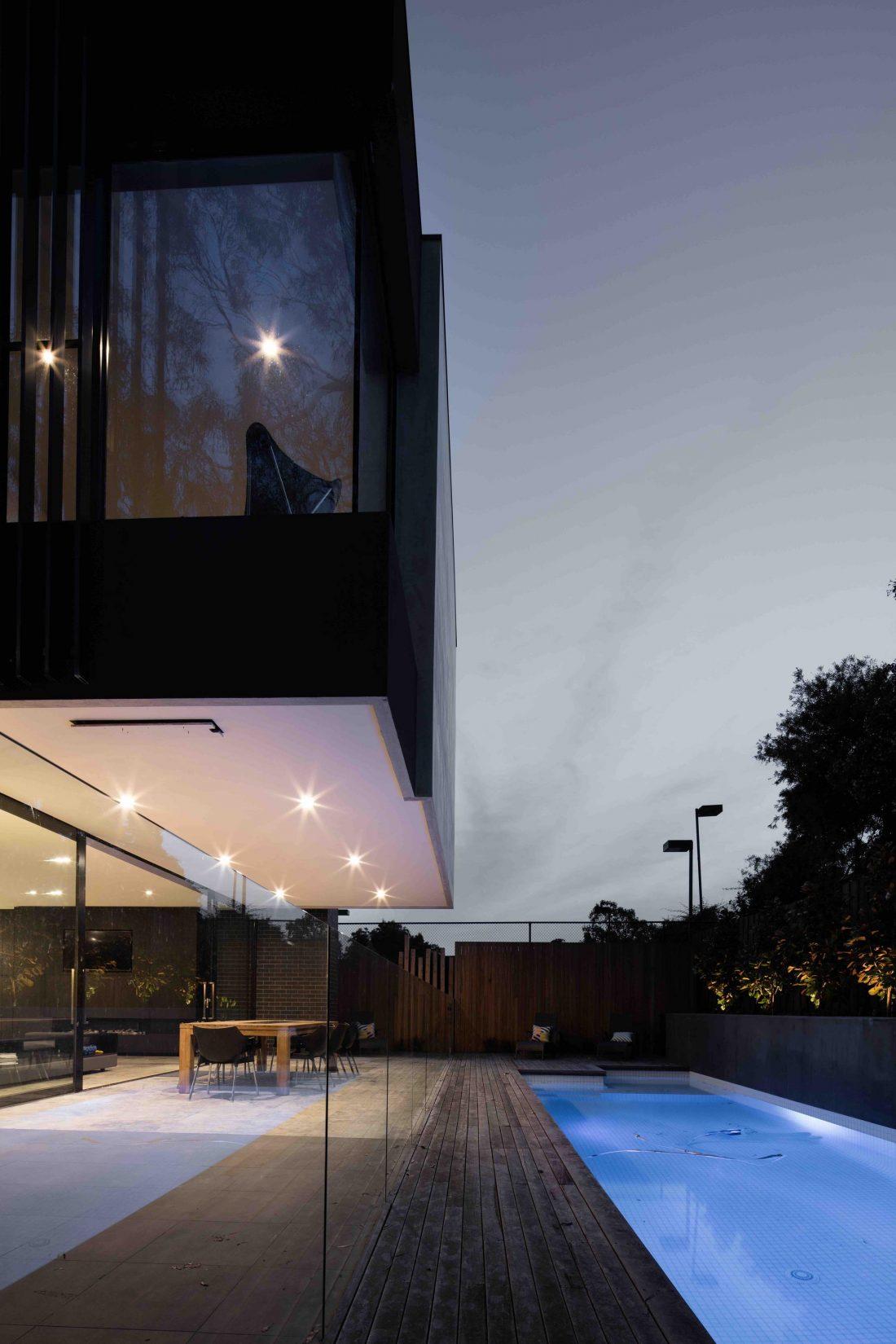 Дом в Мельбурне по проекту студии Architecton 4