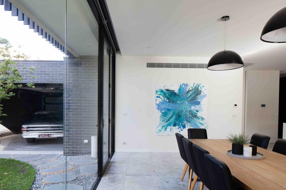 Дом в Мельбурне по проекту студии Architecton 6